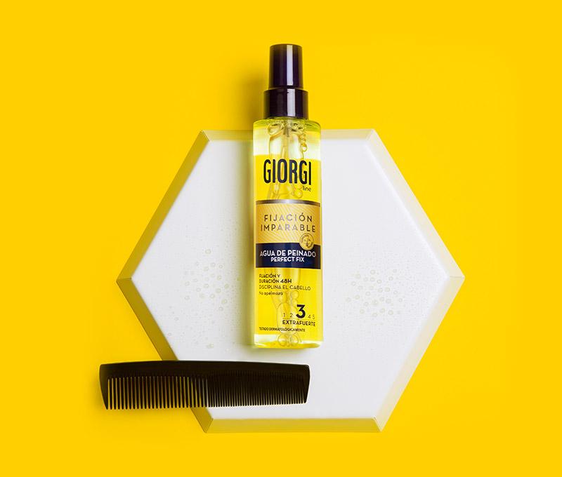 Agua de Peinado Giorgi